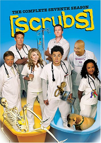 Scrubs: The Complete Seventh Season DVD Image