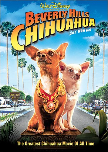 Beverly Hills Chihuahua DVD Image