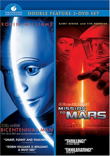 Bicentennial Man / Mission To Mars (Special Edition) DVD Image