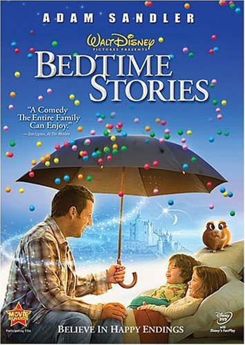 Bedtime Stories (2008) DVD Image