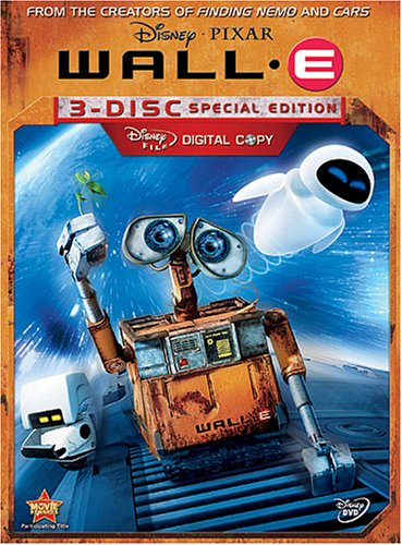 WALL-E (Special Edition w/ Digital Copy) DVD Image