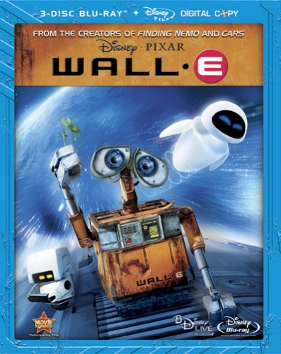 WALL-E (Special Edition/ Blu-ray w/ Digital Copy) DVD Image