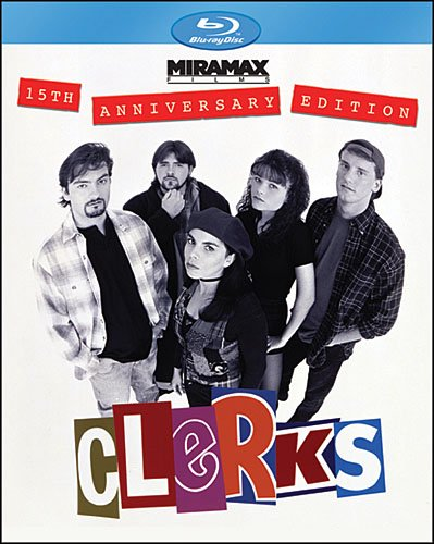 Clerks (15th Anniversary Edition) [Blu-ray] DVD Image