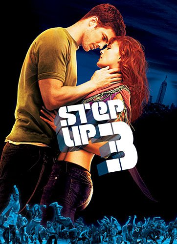 Step Up 3 DVD Image