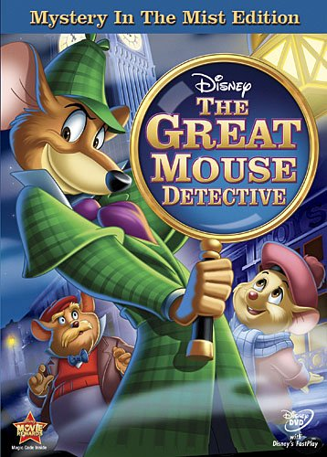 The Great Mouse Detective (Mystery in the Mist Edition) DVD Image