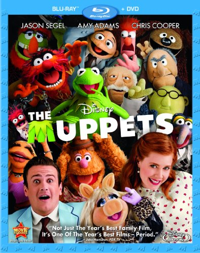 The Muppets (Two-Disc Blu-ray/DVD Combo) DVD Image