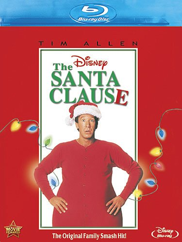 The Santa Clause [Blu-ray] DVD Image