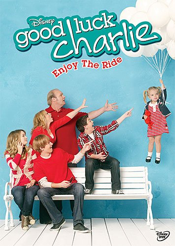 Good Luck Charlie: Enjoy the Ride DVD Image