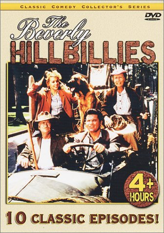 Beverly Hillbillies (1962/ Brentwood) #1: 10 Classic Episodes DVD Image