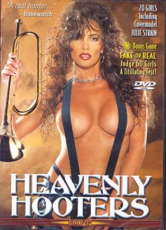 Heavenly Hooters DVD Image