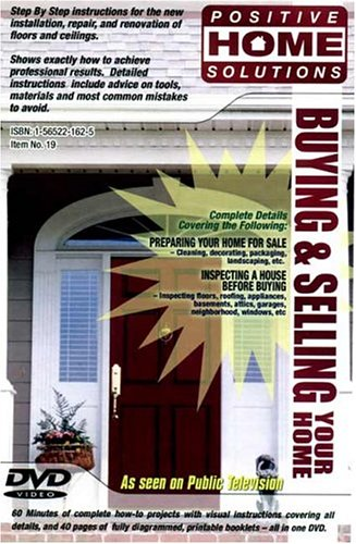 Buying And Selling Your Home: Real Estate DVD DVD Image