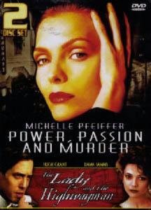 Power Passion And Murder (Brentwood) / Lady And The Highway DVD Image