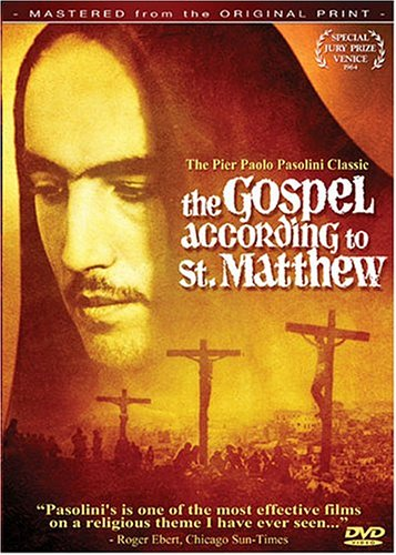Gospel According To St Matthew (Brentwood) DVD Image