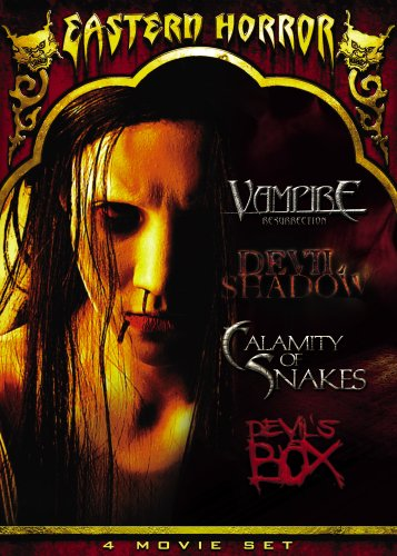 Eastern Horror: Vampire Resurrection / Devil Shadow / Calamity Of Snakes / Devil's Box DVD Image
