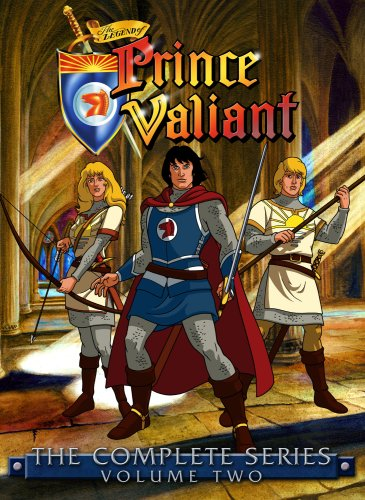 Legend Of Prince Valiant: The Complete Series, Vol. 2 DVD Image