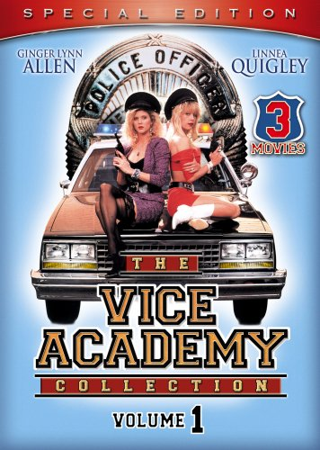 Vice Academy 1 (Brentwood/ Special Edition) / Vice Academy 2 / Vice Academy 3: Vice Academy Collection, Vol. 1 DVD Image