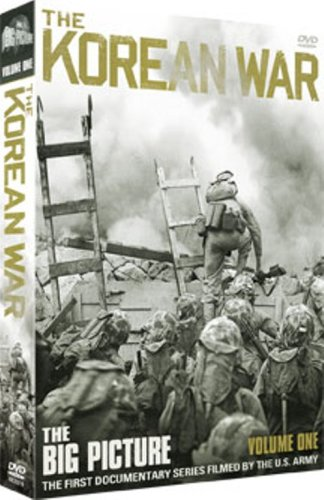 Big Picture, Vol. 1: The Korean War DVD Image