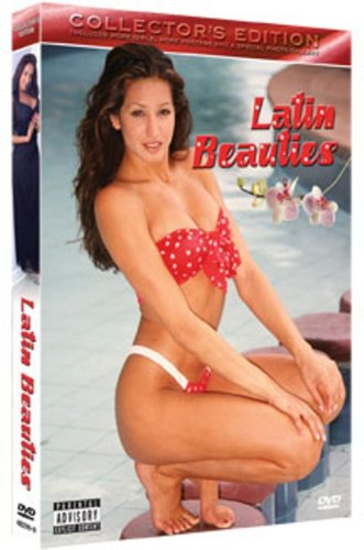 Exotic Beauties: Latin Beauties (Collector's Edition) DVD Image