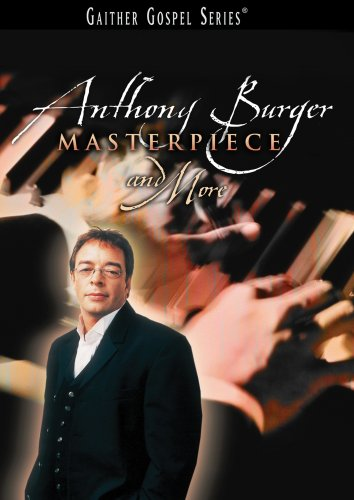 Anthony Burger: Masterpiece And More DVD Image