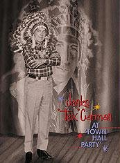 Jenks 'Tex' Carman: At Town Hall Party (Cancelled) DVD Image