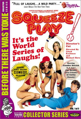 Squeeze Play! (Special Edition) DVD Image