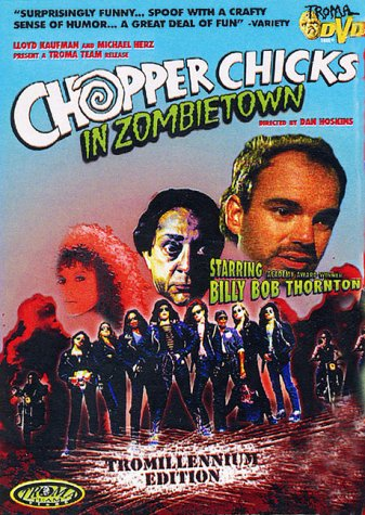 Chopper Chicks In Zombietown DVD Image