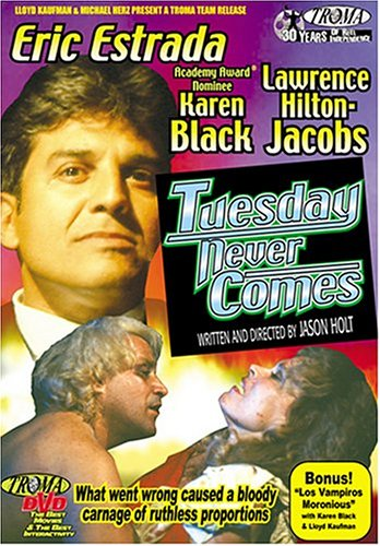 Tuesday Never Comes DVD Image