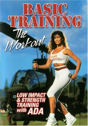Basic Training With ADA: Low Impact & Strength DVD Image