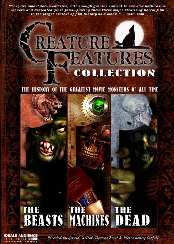 Creature Features Collection: The Beast / The Machines / The Dead DVD Image