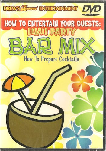 How To Entertain Your Guests: Bar Mix DVD Image