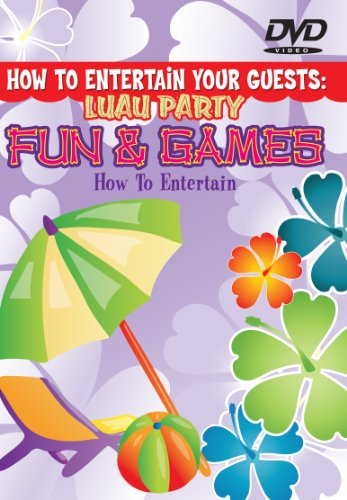 How To Entertain Your Guests: Fun & Games DVD Image