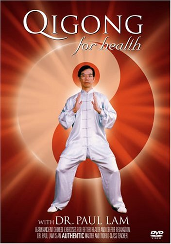 Qigong For Health DVD Image