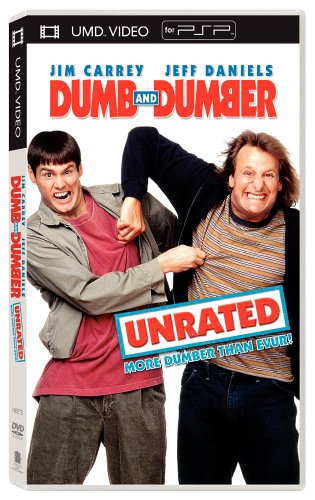 Dumb And Dumber (Unrated Version/ UMD) DVD Image
