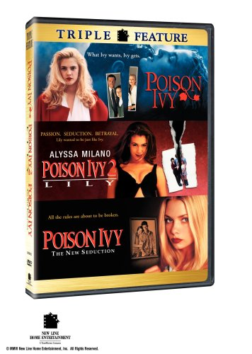 Poison Ivy / Poison Ivy 2 / Poison Ivy 3: The New Seduction (3-Pack) DVD Image