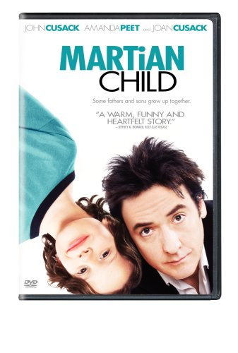 Martian Child (New Line) DVD Image
