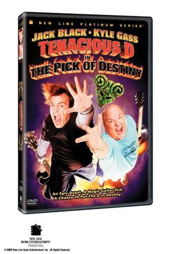 Tenacious D In: The Pick Of Destiny DVD Image