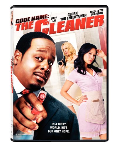 Code Name: The Cleaner DVD Image