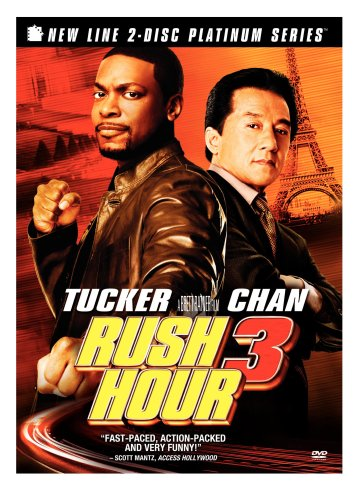 Rush Hour 3 (New Line/ Platinum Edition/ 2-Disc) DVD Image