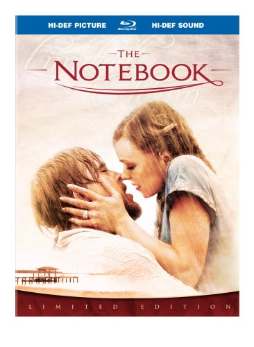The Notebook (Limited Edition Gift Set) [Blu-ray] DVD Image