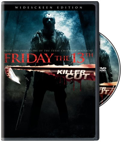 Friday The 13th (2009/ Killer Cut) DVD Image