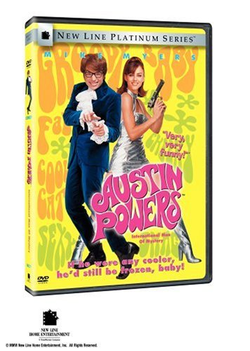 Austin Powers: International Man Of Mystery (Special Edition) DVD Image