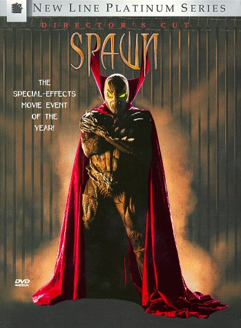Spawn: The Movie (Platinum Edition/ Director's Cut) DVD Image