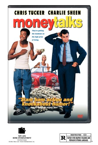 Money Talks DVD Image