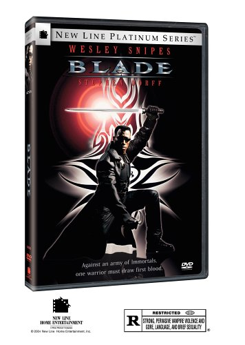 Blade (Special Edition) DVD Image