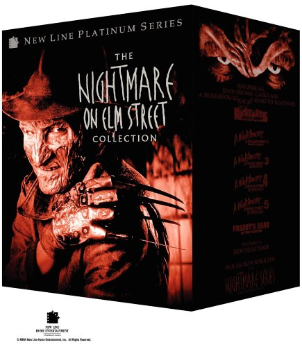 Nightmare On Elm Street Collection (Platinum Edition) DVD Image