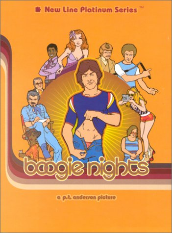 Boogie Nights (Platinum Edition/ 2-Disc/ Old Version) DVD Image