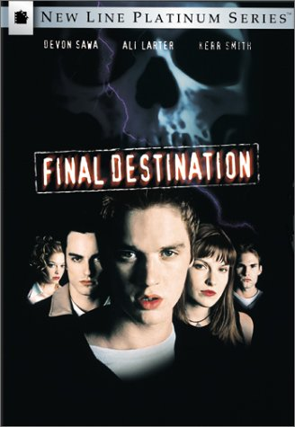 Final Destination (Special Edition) DVD Image