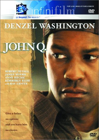 John Q (Special Edition) DVD Image