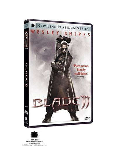 Blade II (Special Edition) DVD Image