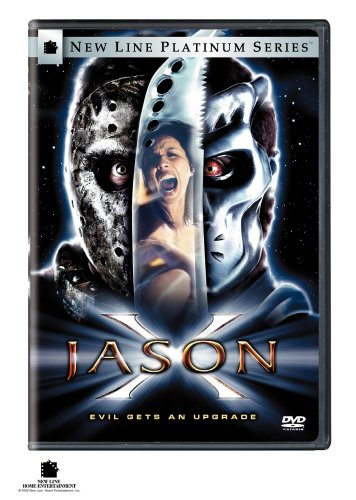 Jason X (Special Edition) DVD Image